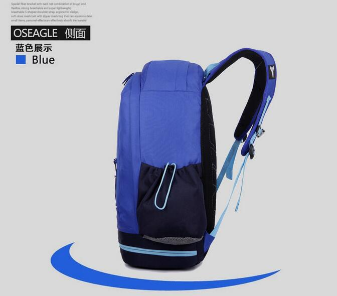 332ae93be1 KOBE Nylon Men Backpacks Basketball Bag Sport Backpack School Bag For Teenager  Outdoor Travel Backpack Sac A Dos Marque Mochila-in Backpacks from Luggage  ...