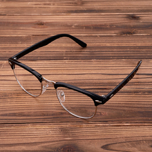 ab867ee2a7e Logorela Spectacle Frame Attractive Mens Distinctive Design Half Frame  Glasses Frame