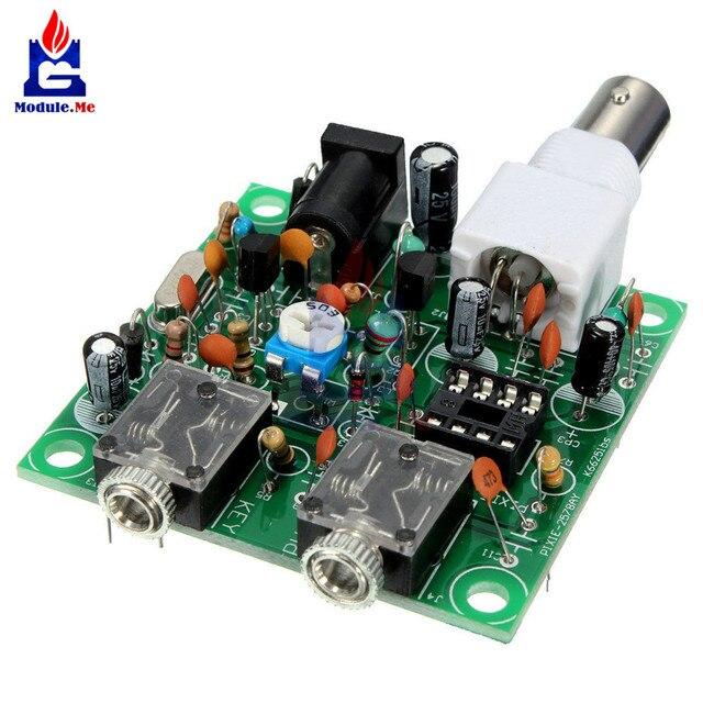 DIY Radio 40M CW Shortwave Short Wave Transmitter Module Micro Low Power Amplitude Telegraph QRP Pixie Kit Receiver Board
