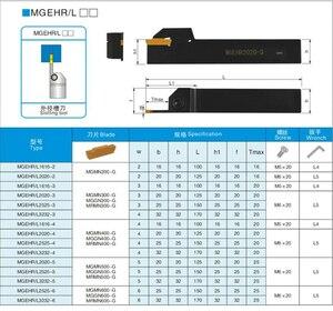 Image 5 - MGEHR2020 1.5 MGEHR2020 2 MGEHR2020 2.5 MGEHR2020 3 MGEHR2020 4 MGMN150 MGMN200 MGMN300 MGMN400 مخرطة تحول أداة حامل
