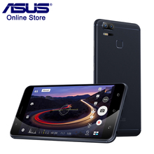 ASUS Zenfone 3 Zoom ZE553KL Smartphone LTE 4GB RAM 128GB ROM 5.5″ FHD Fingerprint ID 5000mAh Android 6.0 Dual 12 MP Mobile phone