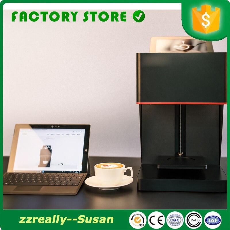 Edible Ink Art Coffee Food Beverage Printing Machine Auto Food & Beverages Machines