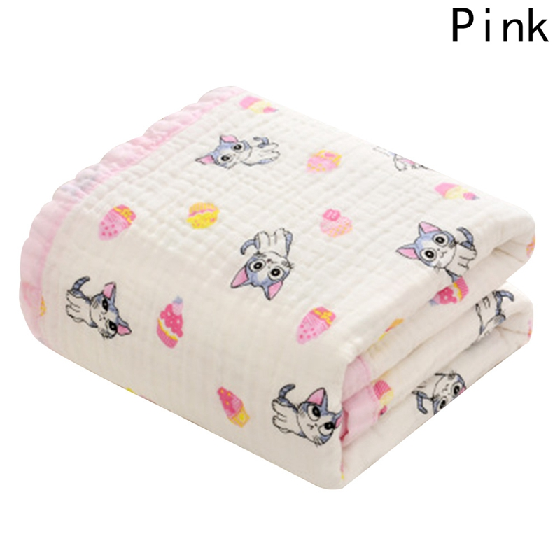 110*110 cm Seersucker Bath Towel for Baby Sport Beach Towel Bathroom Outdoor Travel Seersucker Medical Towel
