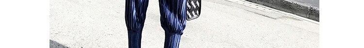 Лето г. для беременных женщин живот пляж широкие брюки Модные Брюки темно синий Высокая талия тонкий подол средства ухода за кожей