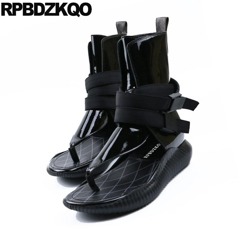 Sail Lakers/женские ботинки из натуральной кожи; Винтажные ботинки; обувь на танкетке; сезон осень зима; модная женская обувь; повседневные женск... - 2