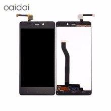 Для Xiaomi Redmi 4 Pro премьер ЖК-дисплей Дисплей Сенсорный экран мобильного телефона ЖК дигитайзер сборки Запчасти для авто с бесплатной Инструменты