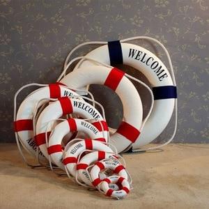 Life Buoy Crafts Nautical Home
