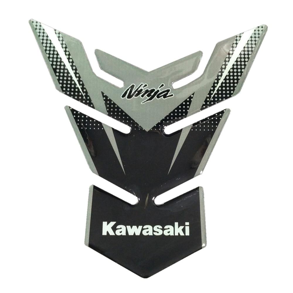 3d Motorrad Aufkleber Aufkleber Gas Öl Kraftstoff Tank Pad Protector Fall Für Kawasaki Ninja 400 250r 400r 250 650 H2 300 1000 Geschickte Herstellung