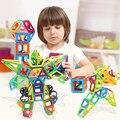 LittLove Мини Enlighten Магнитный Конструктор Игрушки Площадь Треугольника DIY Строительные Блоки Кирпичи Развивающие Игрушки Для Детей