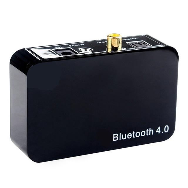 Aptx Bluetooth 4.0 Receptor de Música Digital coaxial óptico/3.5mm salida
