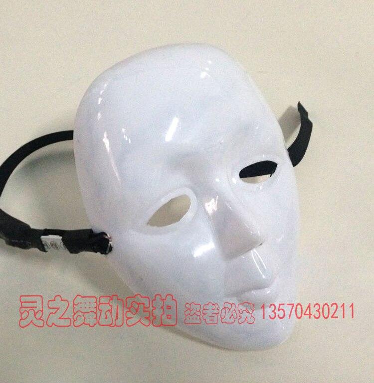 Maschera di illuminazione del LED di trasporto libero per le maschere - Per vacanze e feste - Fotografia 6