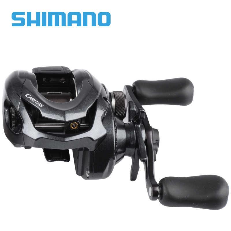 LH Shimano Casitas 151 Baitcasting Fishing Reel