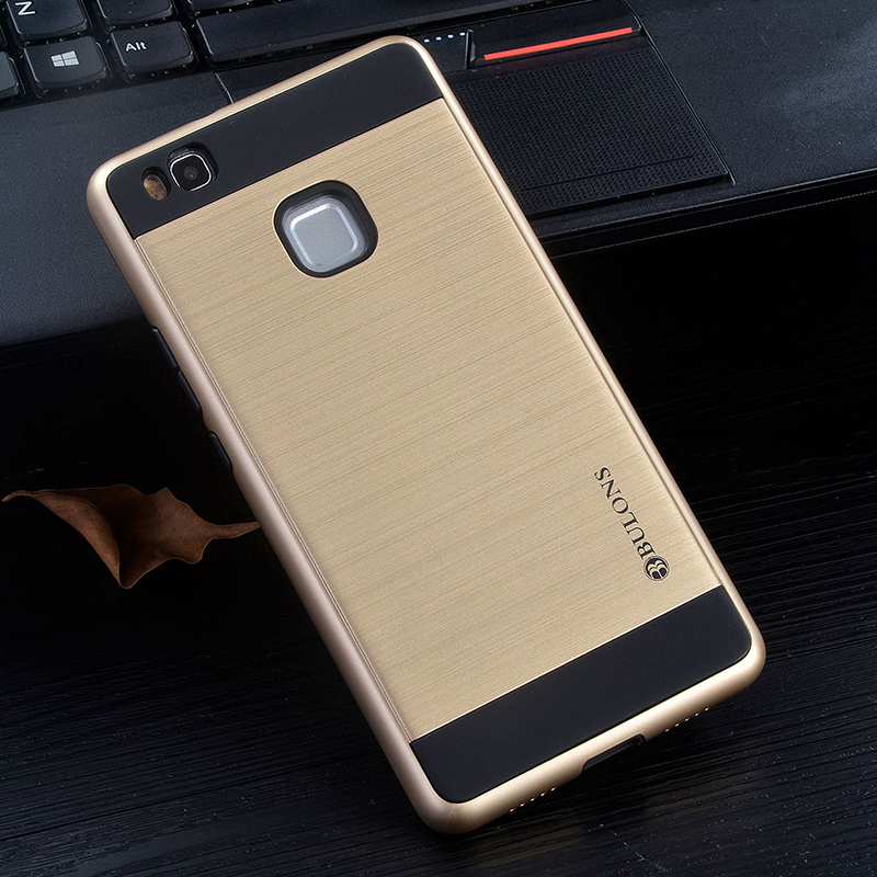 For Huawei P9 Lite <font><b>Case</b></font> Shockproof Dual Layer Protection Soft TPU &#038; Hard PC Anti Knock <font><b>Cell</b></font> <font><b>Phone</b></font> <font><b>Case</b></font> Defender Protective shell