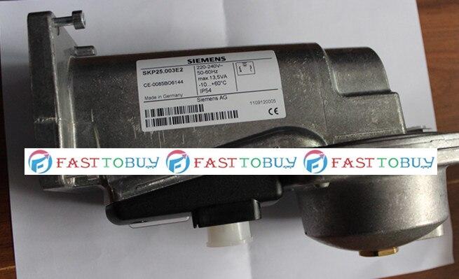 SKP25.003E2 Actuators for Gas Valves For gas burner New & Original