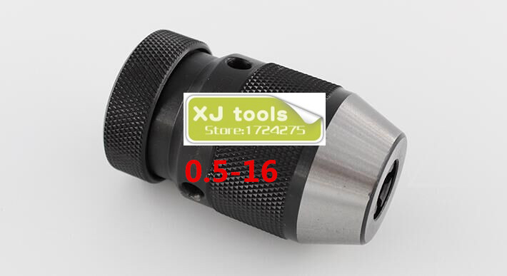 Machine tools Taper B18 1-16,medium 0.5-16mm high-precision,keyless chuck for CNC,milling machine,Hand tighten,drill chuckMachine tools Taper B18 1-16,medium 0.5-16mm high-precision,keyless chuck for CNC,milling machine,Hand tighten,drill chuck