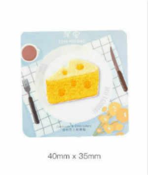 Patch brodé de fromage   Autocollant de vêtements en broderie de fromage, sur les vêtements, mignon, Parches autocollants de dessin animé, Badges pour sacs et chaussures