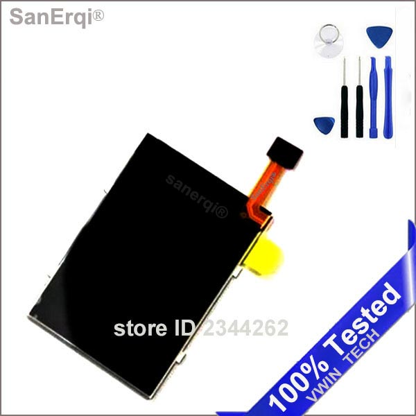 SanErqi LCD Pour Nokia N71 N73 N93 Nouveau SanErqi Mobile Phone LCD affichage numérique d'écran + Outils