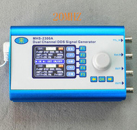 MHS2300A 20MHZ Color LCD Digital Screen Arbitrary Waveform Signal Generator DDS Function Generator