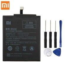 Original Replacement Battery For Xiaomi Mi Redmi Hongmi 4A Redrice 4A BN30 Genuine Phone Battery 3120mAh аккумулятор для телефона ibatt bn30 для xiaomi redmi 4a mi 4a