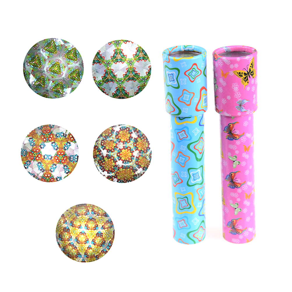 1PCS Vintage Kaleidoscope Toy For Children Kids Toy