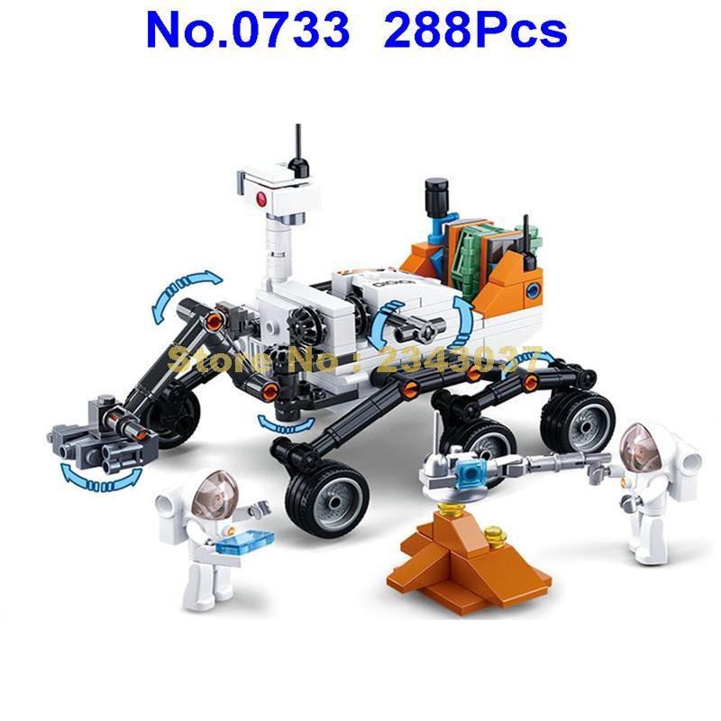 0733 288 шт., Детский космический зонд