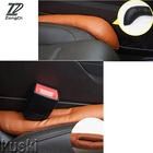 ZD Car Seat Gap Filler Pad Cover Holster Leather For Ford Focus 2 3 Fiesta Mondeo Ranger Kuga Seat Leon Ibiza Chevrolet Cruze