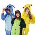 23 Estilo No Mercado Chinês Online Unicornio Unicórnio Urso Panda Pokemon Pikachu Ponto Pijama Onesie Para Adultos E Adolescentes Das Mulheres