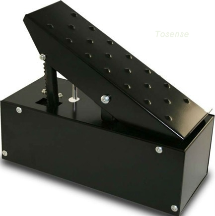 black foot control pedal for welding machine