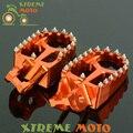 Широкие Подножки Подножки Педали Для KTM SX125 SX150 SXF250 SXF350 SXF450 XCF250 XCF350 XCF450 Мотокросс Эндуро Мотоцикл