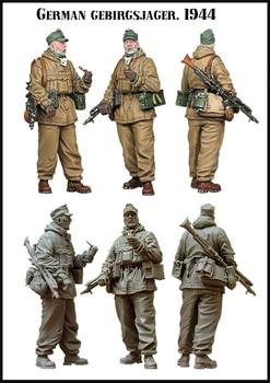 [tuskmodel] 1 35 scale resin model figures kit German E29 1
