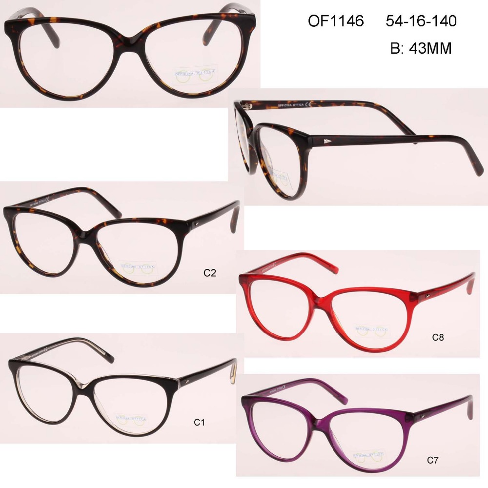 glasses factory prescription glasses rectangular handmade acetate optical designer frames lunettespromotion cheap glasseschina