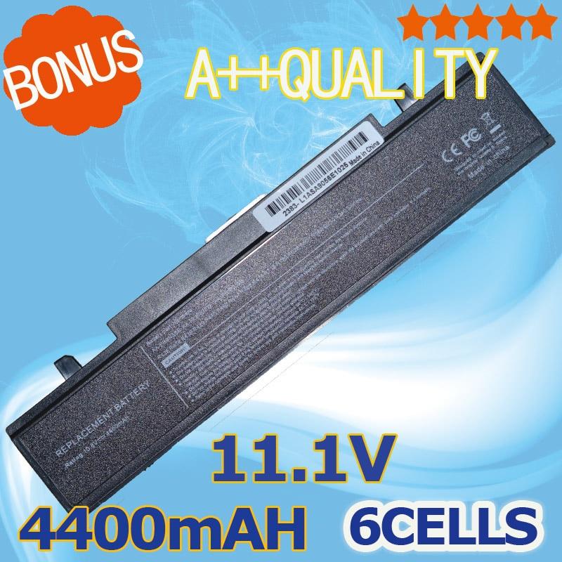 4400mAh Battery For SamSung NP355V5C AA-PB9NC6B AA-PB9NS6B PB9NC6B R519 R525 R430 RC530 RF511 RV508 R510 R528 R522 NP300E5C