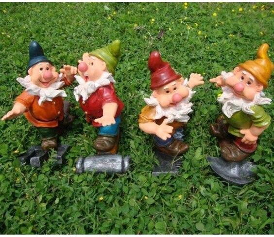 Hot Selling Cartoon Design Hard Working Christmas Fairy Garden ...