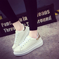 The spring and autumn period and the han edition 2016 new pink joker with breathable sandals students casual shoes for women's s