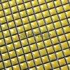 Shipping Free Lemon Color Glazed Ceramic Mosaic TILE Sheet 12x12 6mm Thick Homer Mosaic HME7061 11