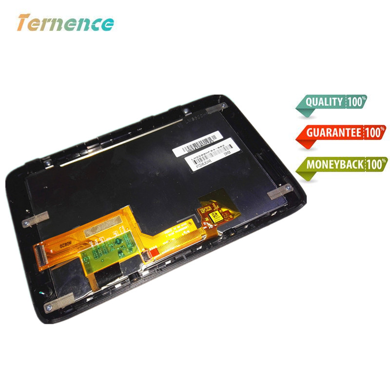 Skylarpu 5.0 inch LCD screen for TomTom GO 2050TM 2535 TM GPS LCD display Screen with Touch screen digitizer Repair replacement srjtek 8 inch lcd for huawei tablet t1 821l lcd display digitizer sensor replacement lcd screen 100% tested