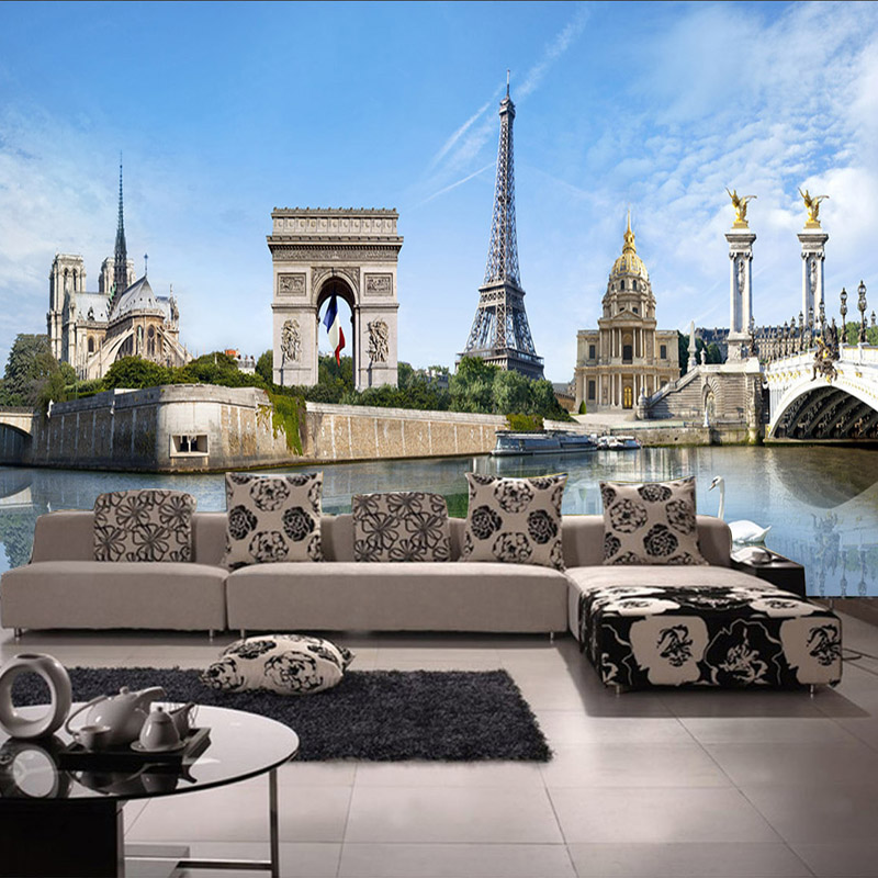 Home Decor Places: Wholesale France Famous Places Of Interest Lanscape