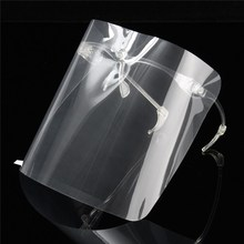 New Dental Adjustable Detachable Full Face Shield With 10 Detachable Visors Safety Mask Protector