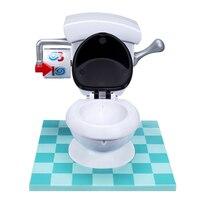MINOCOOL TOILET TROUBLE Toilet Spraying Water Spoof Game Funny Mini Prank Squirt Spray Water Toilet Spoof