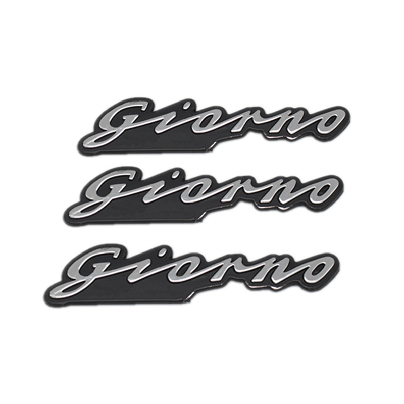 Motorcycle Body Fairing Sticker Motorcycle Scooter Decals Logo Stickers For HONDA Giorno AF24