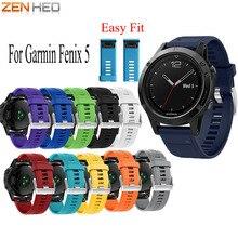 22mm Watch band Quick Release Wriststrap For Garmin Fenix 5 /5plus Band Easyfit Wrist Forerunner 935 Strap