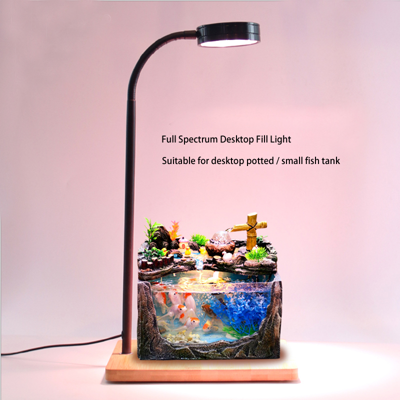 LED aquarium lights grass bulb plant growing  more meat  potted light stent lights led aquatic plants lights