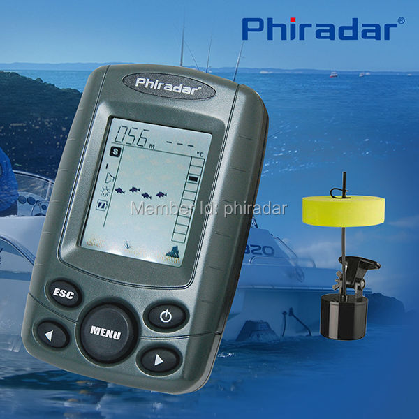popular portable sonar fish finder price-buy cheap portable sonar, Fish Finder