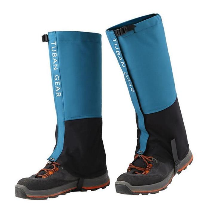 Tuban Outdoor Snow Kneepad Skiing Gaiters Hiking Climbing Leg Protection Guard Sport Safety Waterproof Leg Warmers