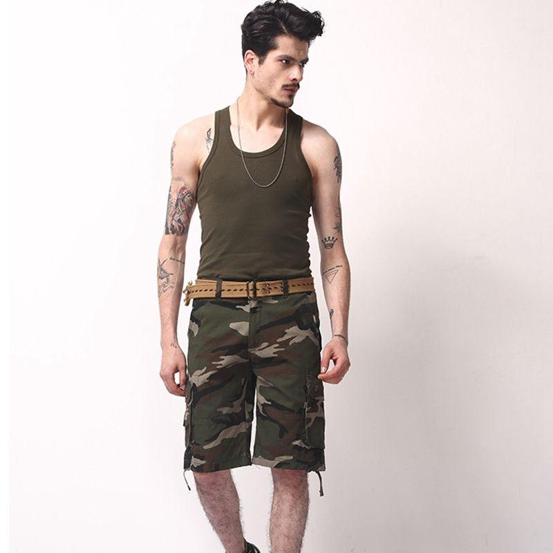 Online Get Cheap Long Khaki Shorts -Aliexpress.com | Alibaba Group