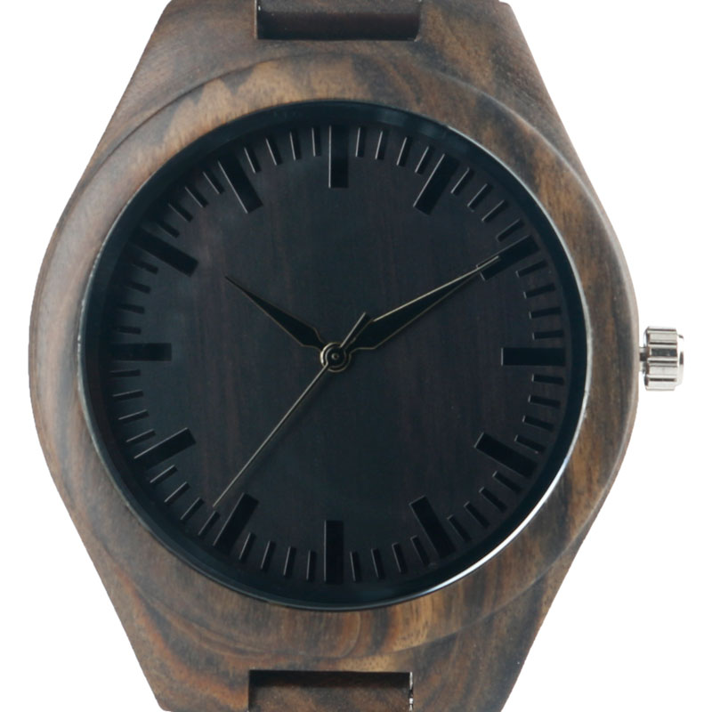 Simple Nature Wood Bamboo Fold Clasp Trendy Modern Watch Cool Sport Bangle Quartz Women Wrist Watch Handmade Men Watches simple casual wooden watch natural bamboo handmade wristwatch genuine leather band strap quartz watch men women gift page 4