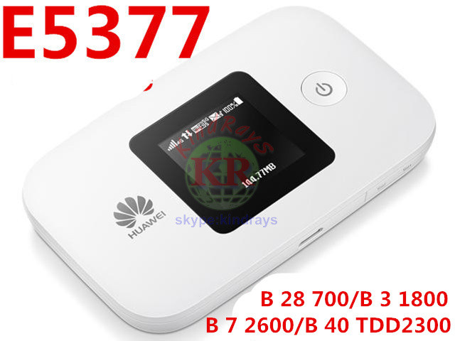 Unlocked Huawei E5377 3g 4G mifi Router E5377bs-605 4G b 28 700mhz b 40 tdd wifi Pocket router 4g dongle PK E5776 e589 mf910