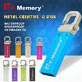 Dr.Memory Hot Sale USB Flash Drive Metal Pen Drive Waterproof High Speed Stainless Steel Pendrive USB Download Stroage Stick