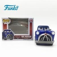Original Funko POP Pixar Cars Doc Hudson Figure Collection Vinyl Figure Model Toy Kids Favor Gifts With Box