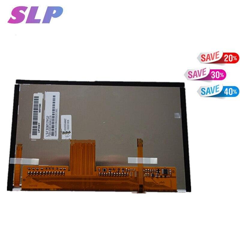 Skylarpu 8 pouces LCD L5F30817P02 L5F30817 pour Volkswagen Phaeton voiture GPS Navigation écran LCD panneau d'affichage livraison gratuite